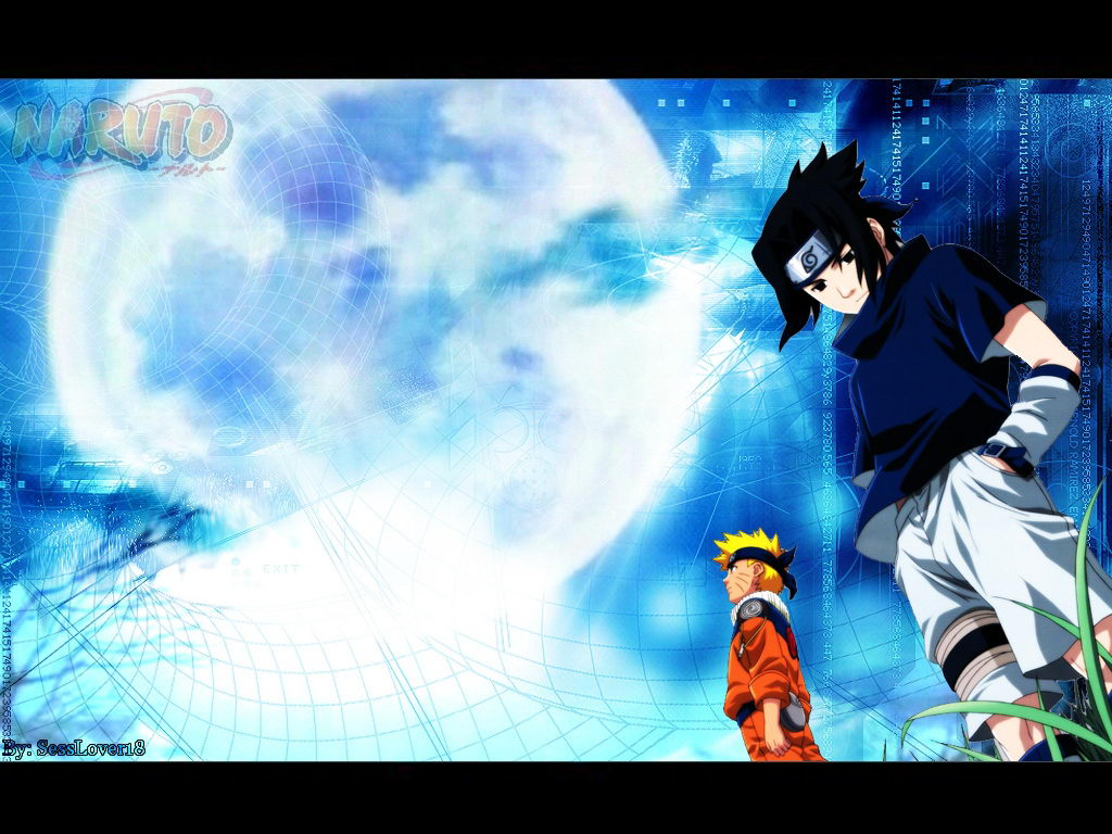 anime naruto wallaper anime naruto picture 1024x768
