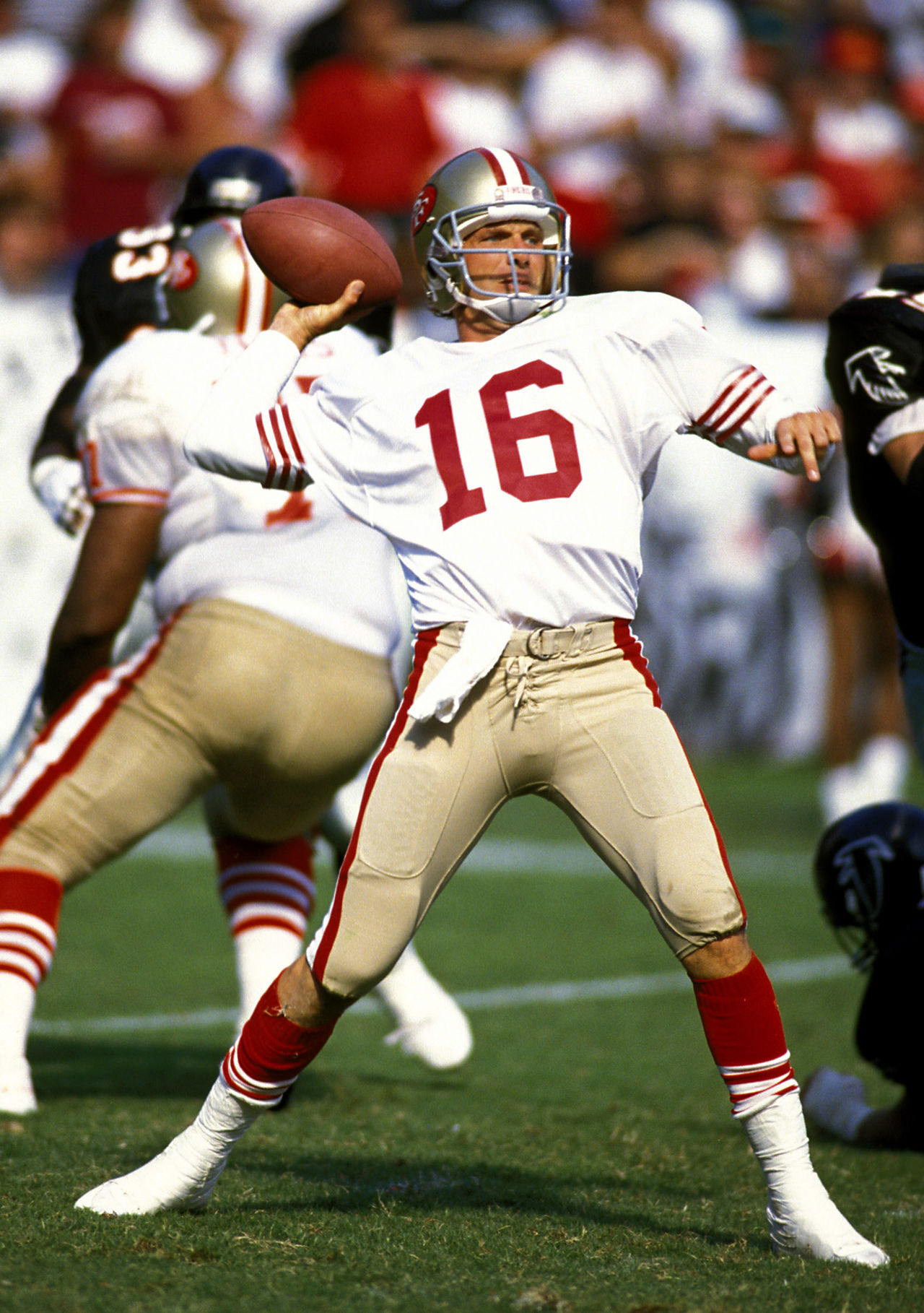 70 Joe Montana Wallpaper On Wallpapersafari