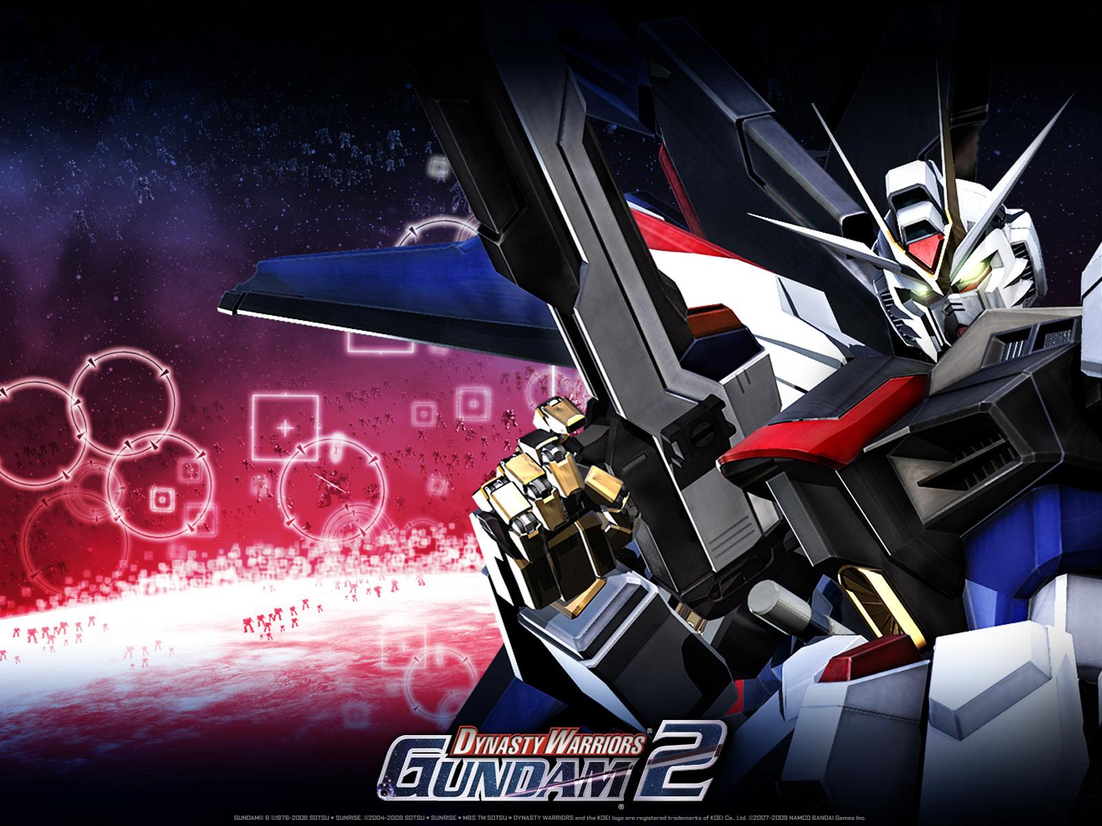 Strike Freedom Gundam Wallpaper Wallpapersafari