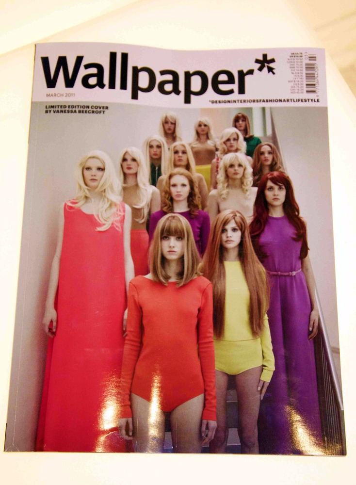 Wallpaper magazine 734x1000