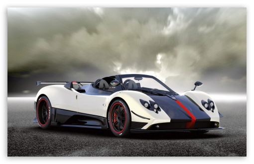 Pagani Zonda HD wallpaper for Standard 43 Fullscreen UXGA XGA SVGA 510x330