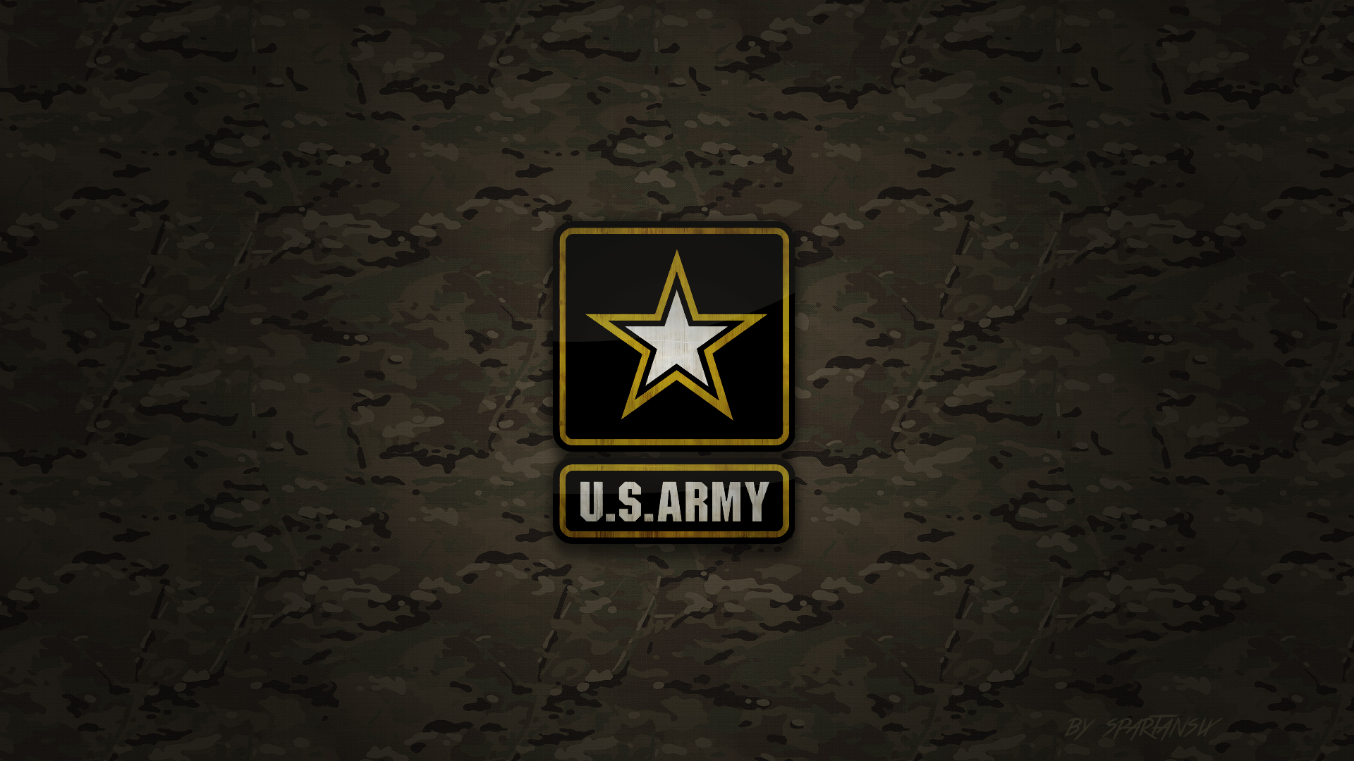 US Army Multicam Wallpaper by SpartanSix by SpartanSix 1920x1080