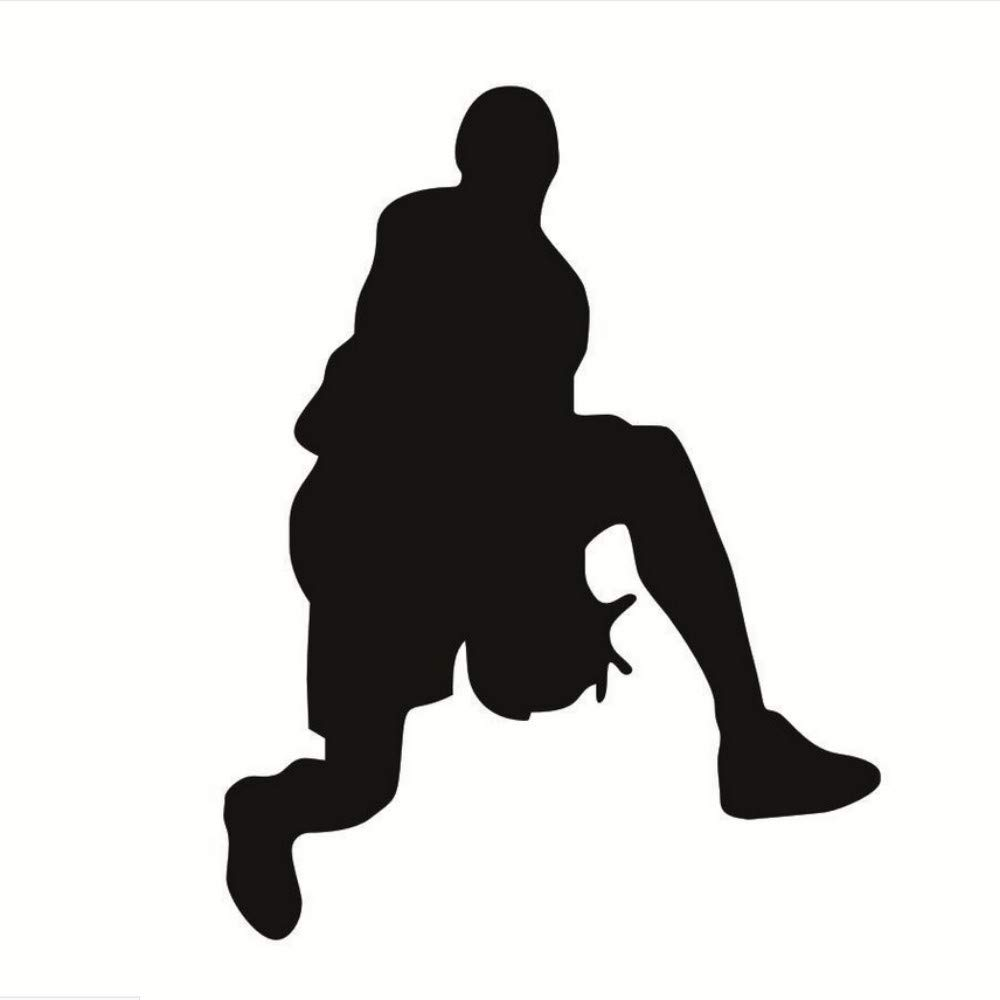 Amazoncom yyfdy Passion Basketball Wall Stickers Removable Vinyl 1000x1000