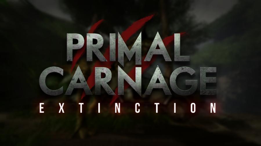 Primal Carnage Extinction Wallpaper 4 by Jurassic4LIFE 900x506