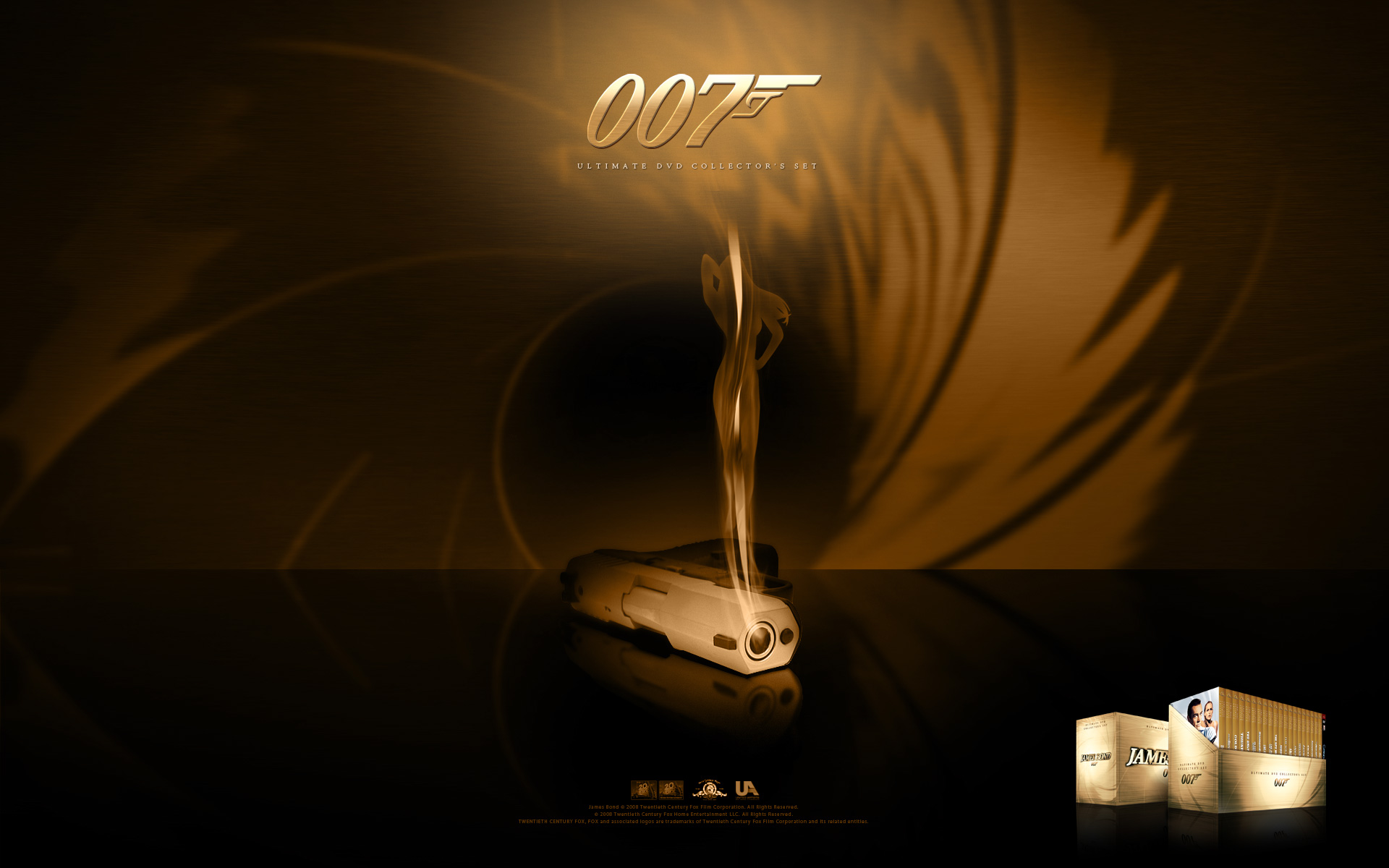 James Bond 007 Wallpaper 1920x1200