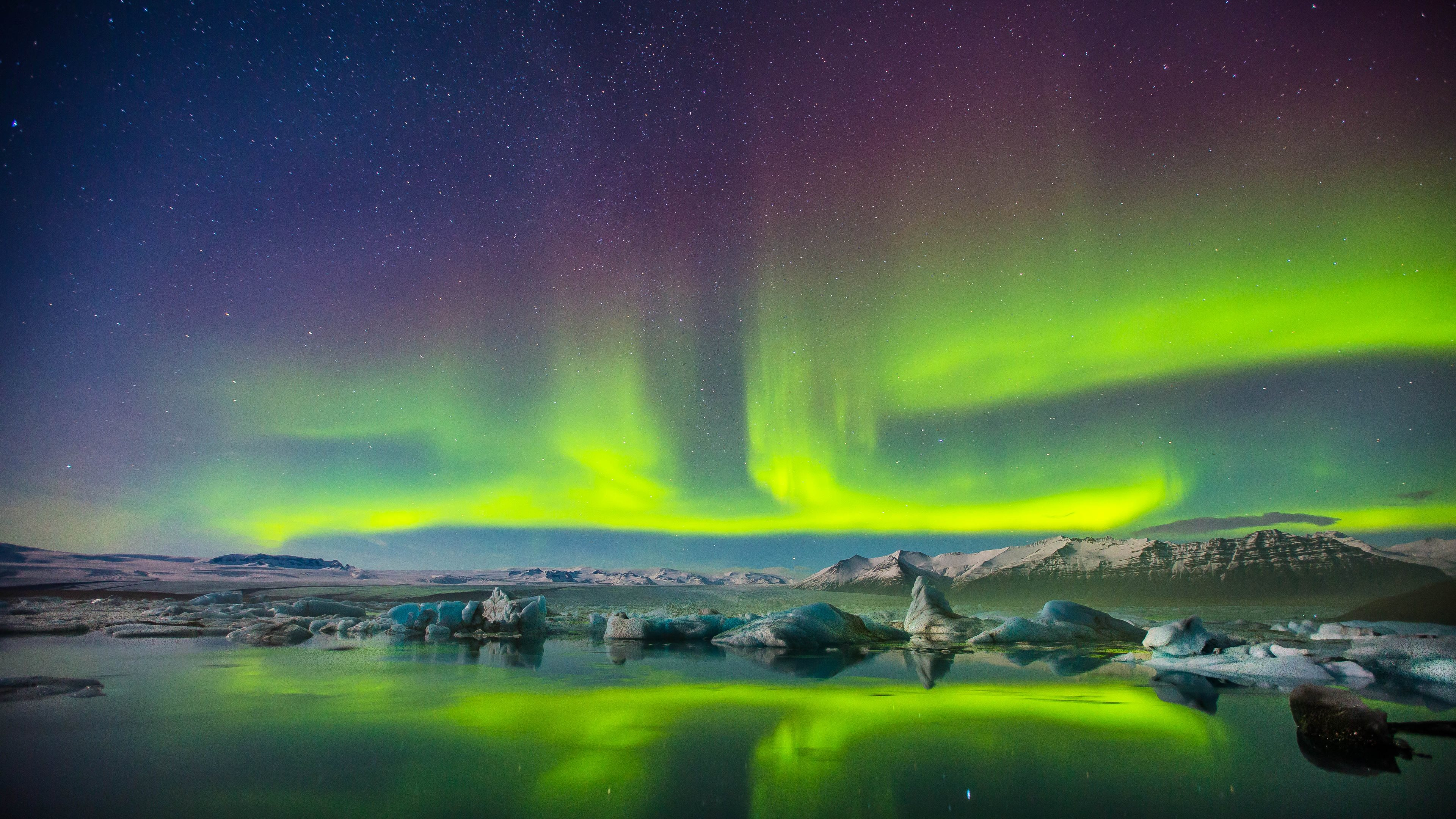 157 Aurora Borealis HD Wallpapers Backgrounds 3840x2160