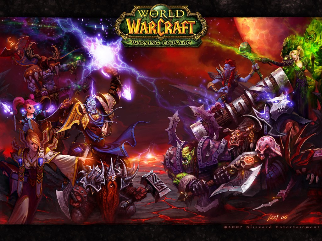Alliance WoW Wallpaper 1024768 wallpapers55com   Best Wallpapers 1024x768