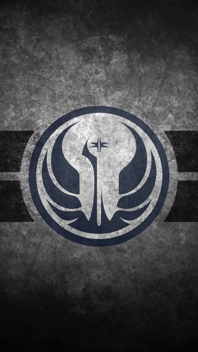 Star Wars Old Republic Symbol Cellphone Wallpaper by swmand4 on 670x1191