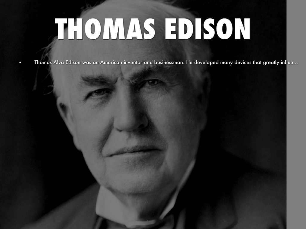 Thomas Edison wallpaper 1024x768 65202 1024x768