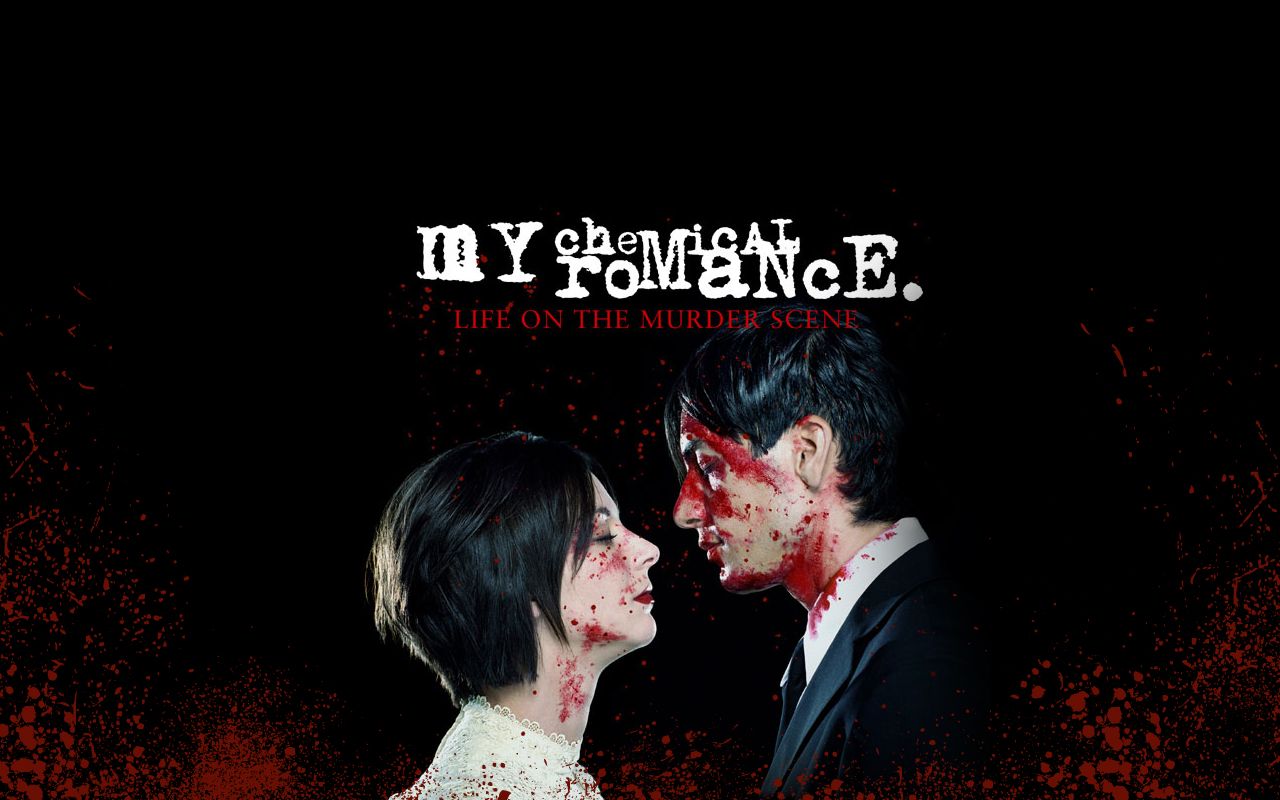 My chemical Romance wallpapers by Matterman 1280x800