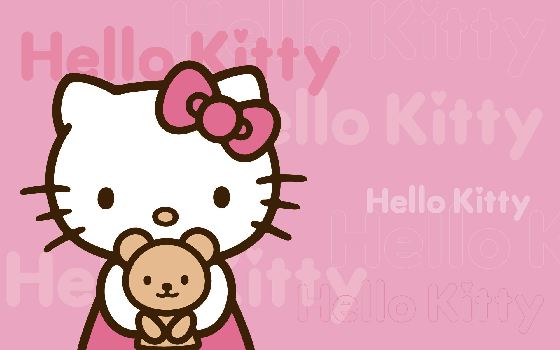 Hello Kitty Wallpaper 1366X768 144133 1920x1200