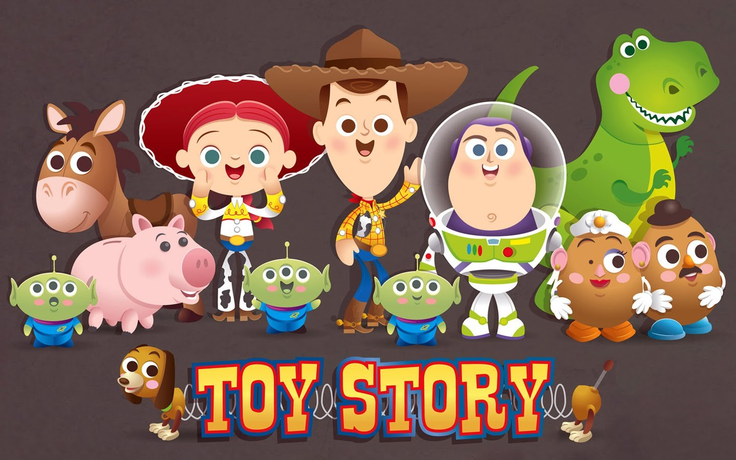 Free Toy Story Wallpaper