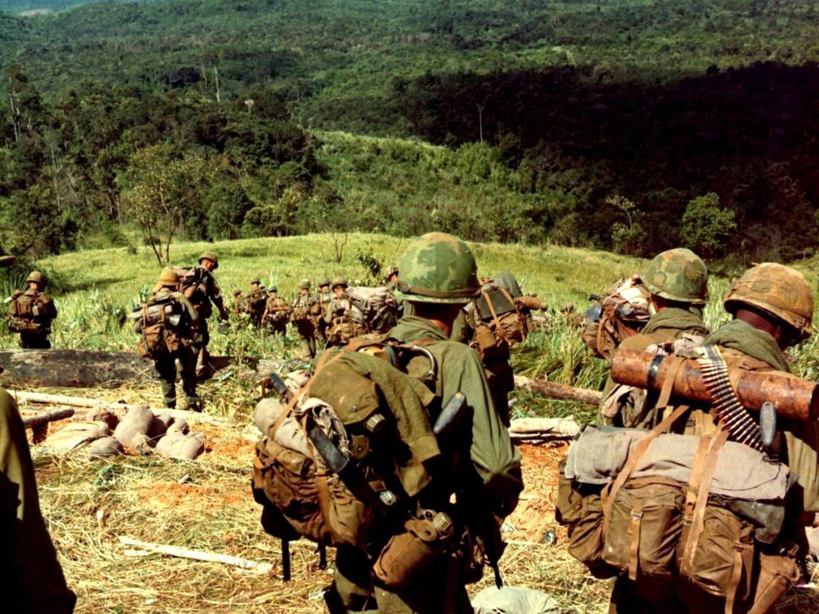 Vietnam War Wallpapers 1600x1200 1600x1200