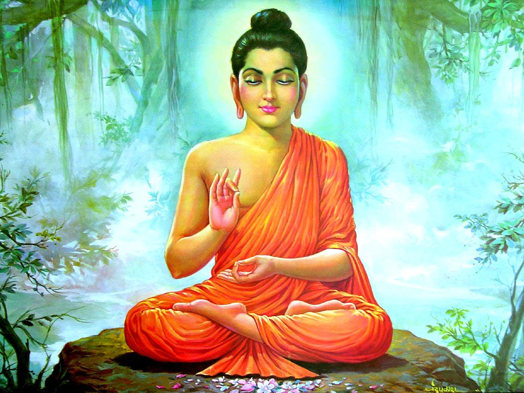 Bhagwan Buddha Wallpapers Download my board in 2019 Buddha 1024x768