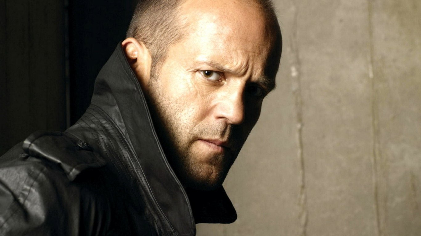 download Jason Statham HD Wallpapers High Quality Wallpapers 1366x768