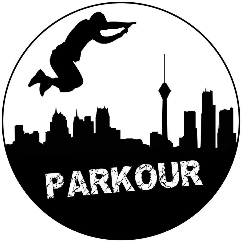 Parkour Wallpapers 1024x1024