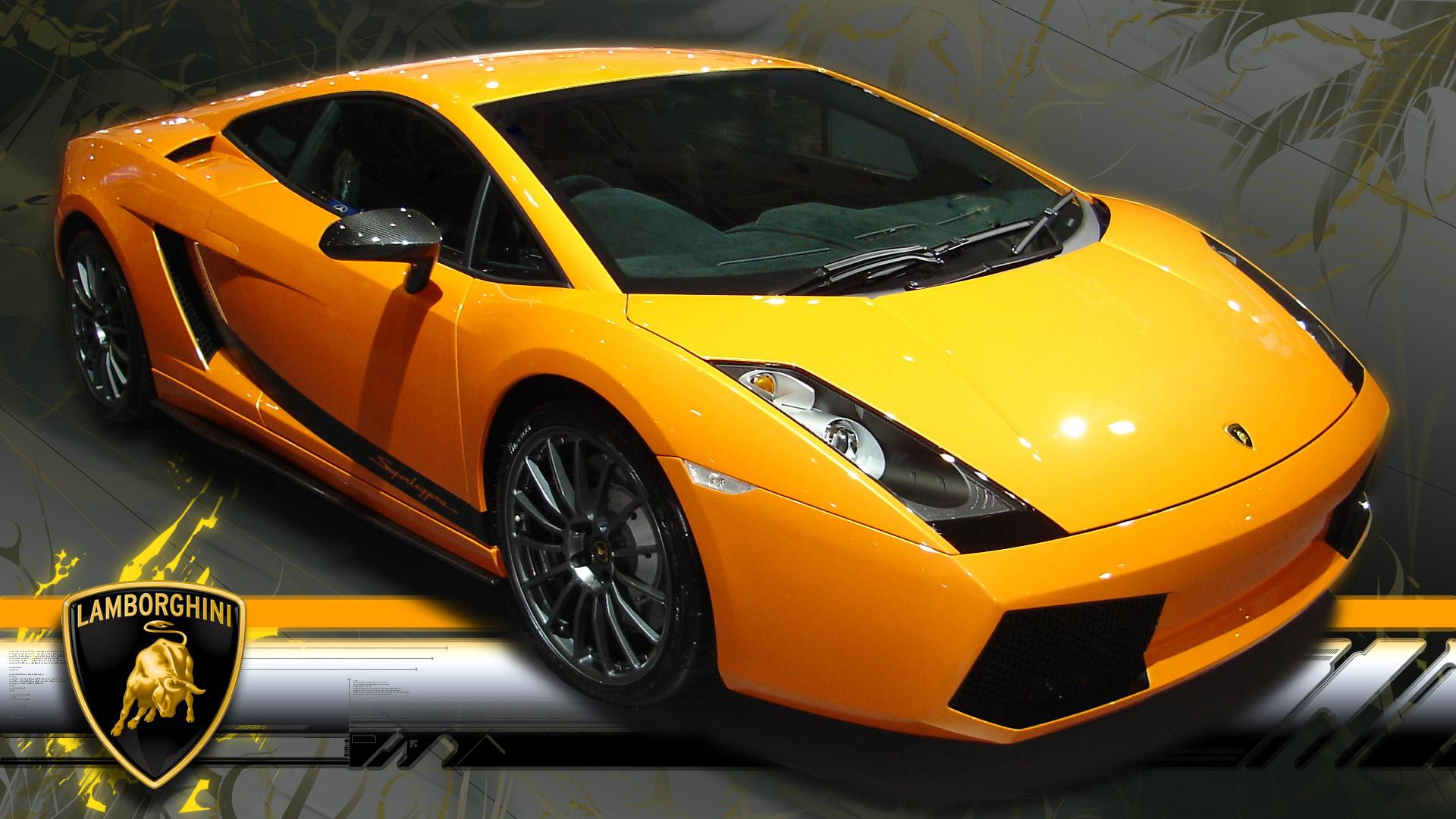 Yellow Tuned Lamborghini Wallpapers   HD Wallpapers