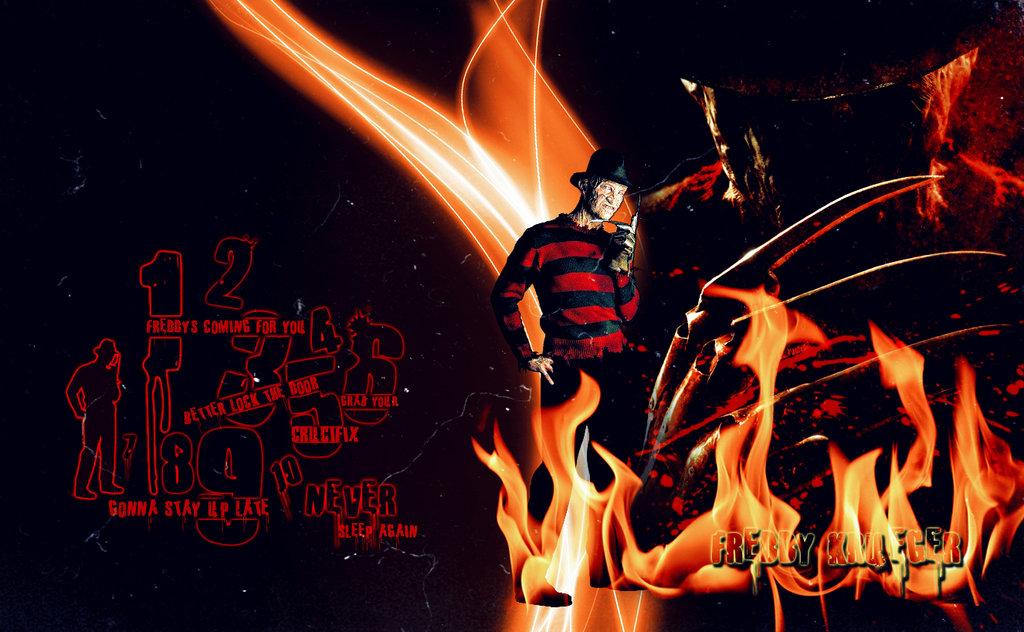 Freddy Krueger wallpaper by MasterKenny 1024x632