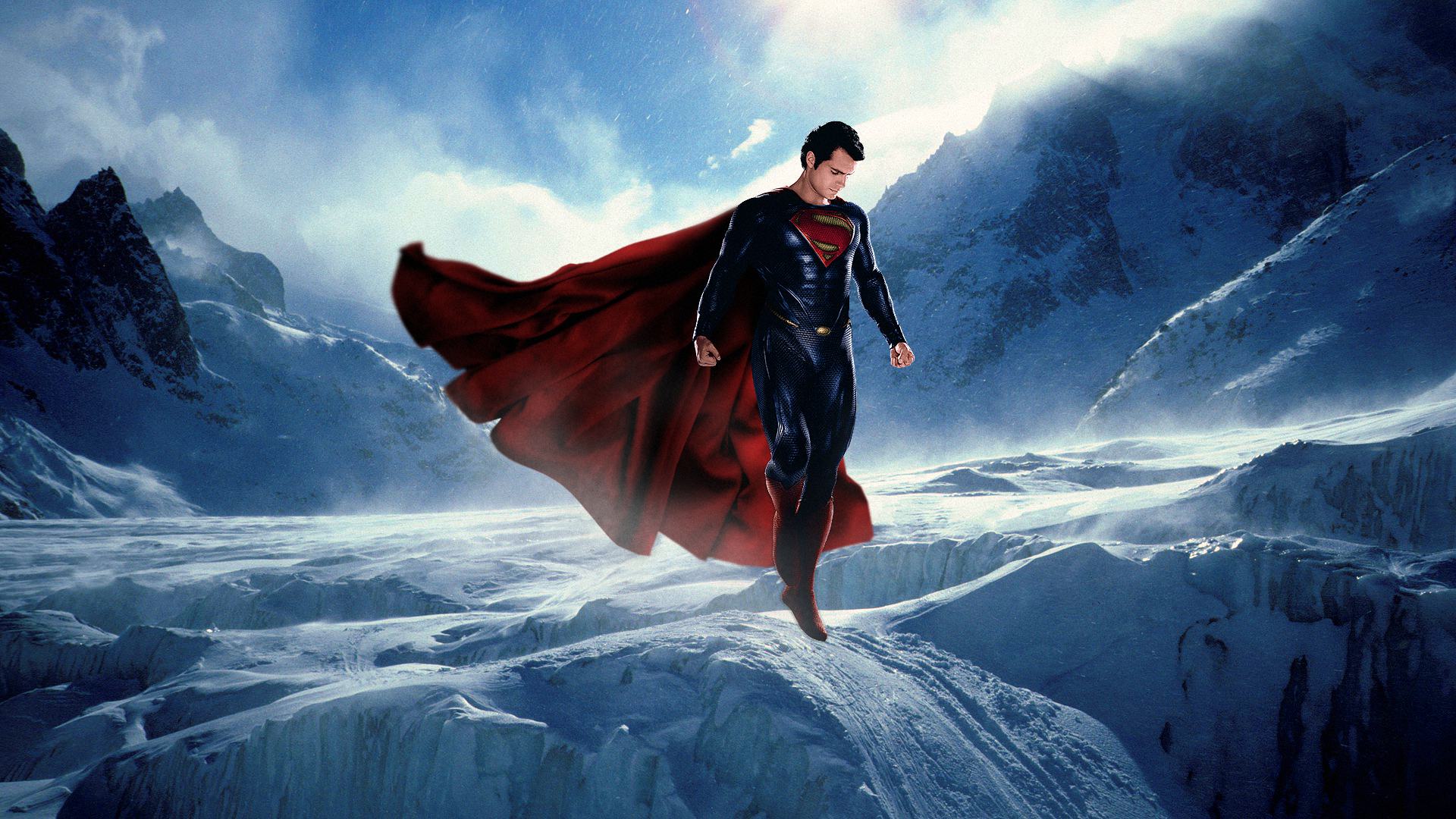 Free Full Screen Wallpaper Superman - WallpaperSafari