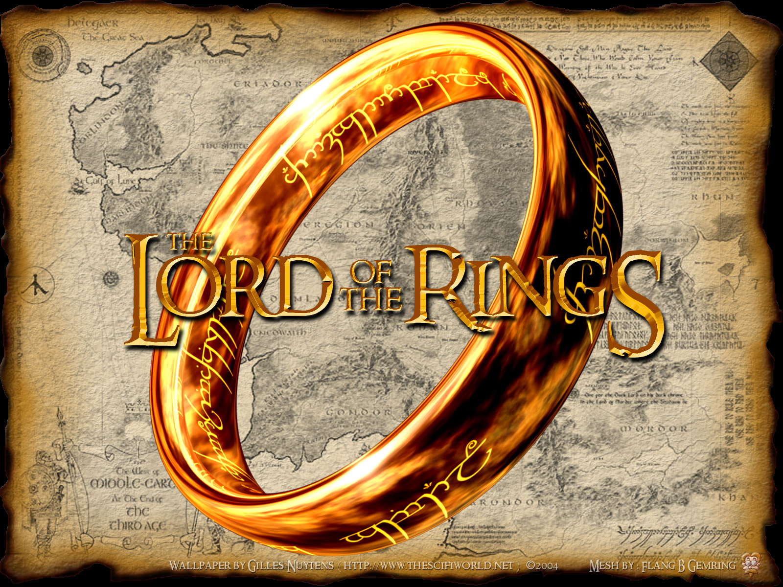 Lord of the rings Wallpapers and Backgrounds 1600x1200