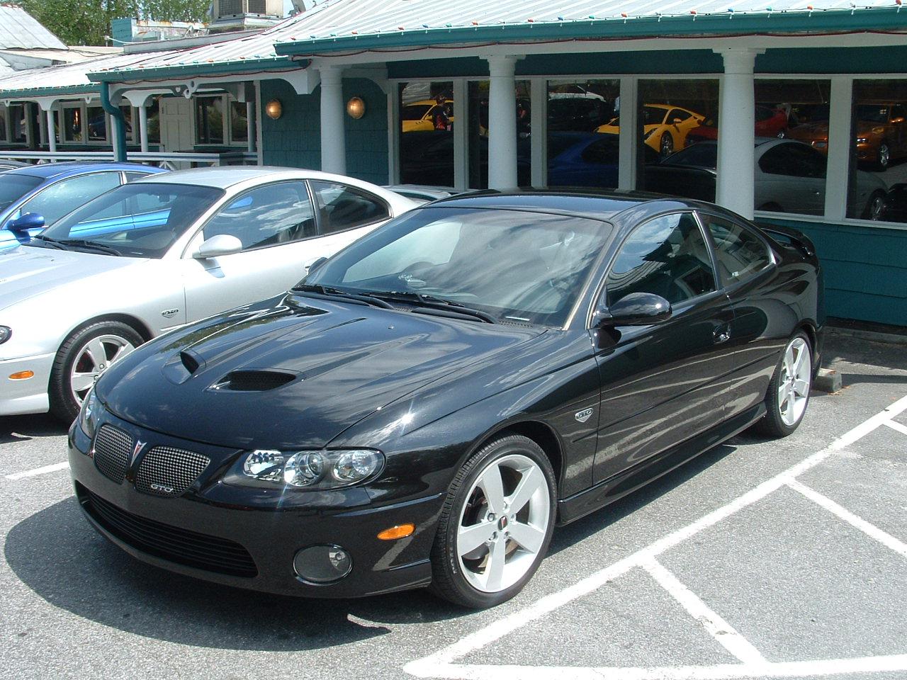 2006 Pontiac GTO   Pictures   CarGurus 1280x960