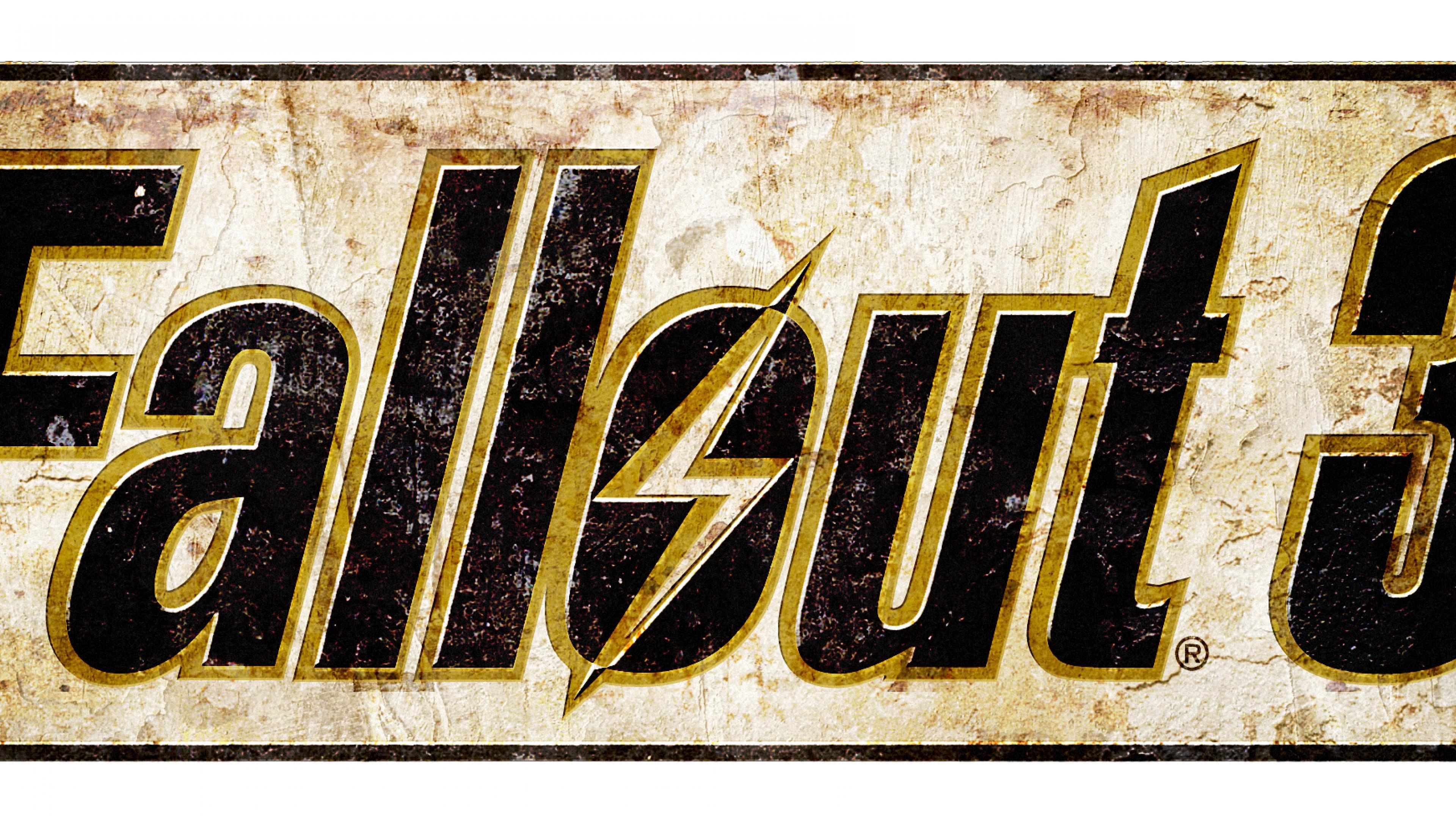 fallout logos logo desktop 2534x980 hd wallpaper 215483jpg 3840x2160
