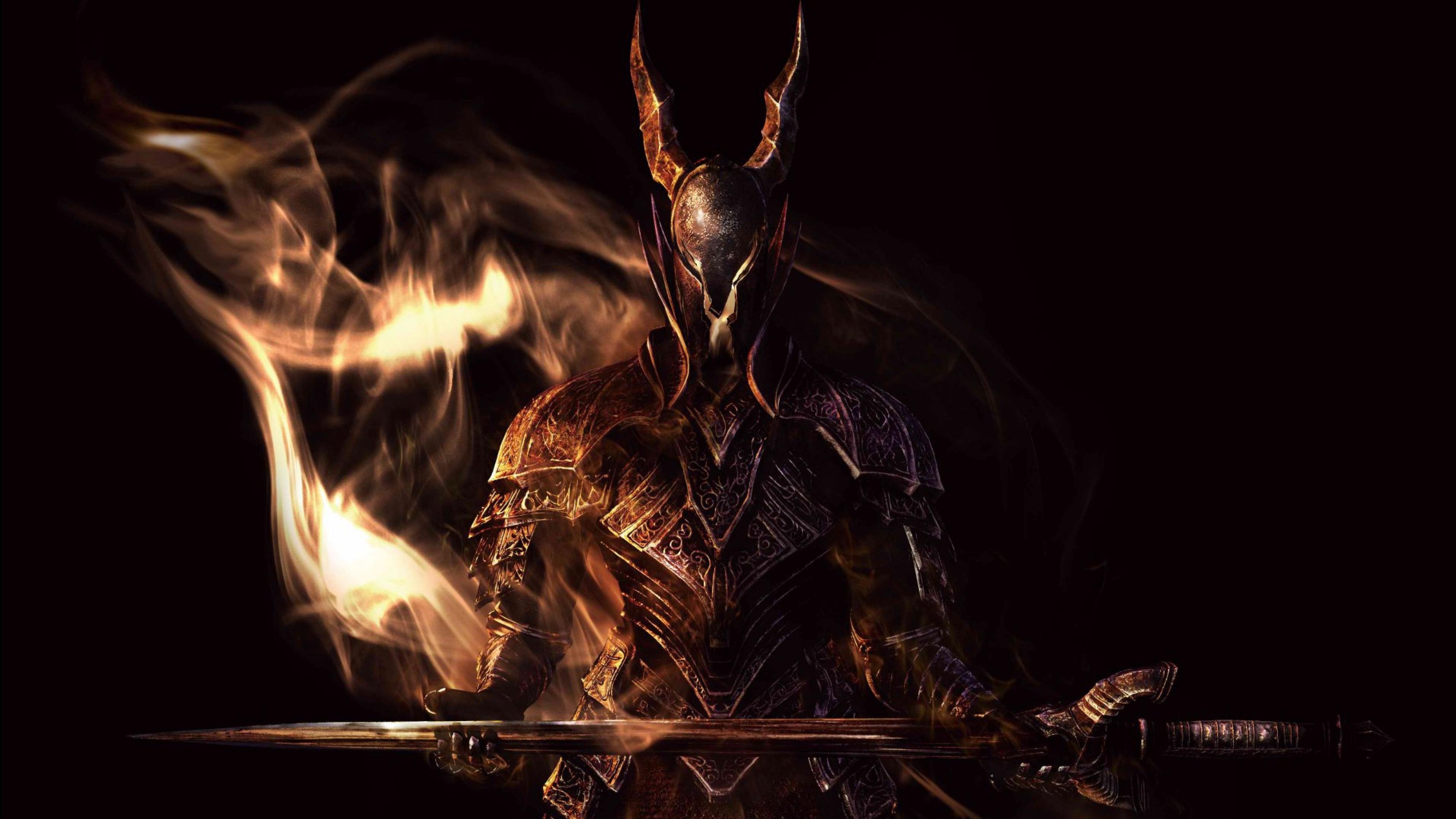 Dark Souls 3 4k Wallpaper: Dark Souls 4K Wallpaper