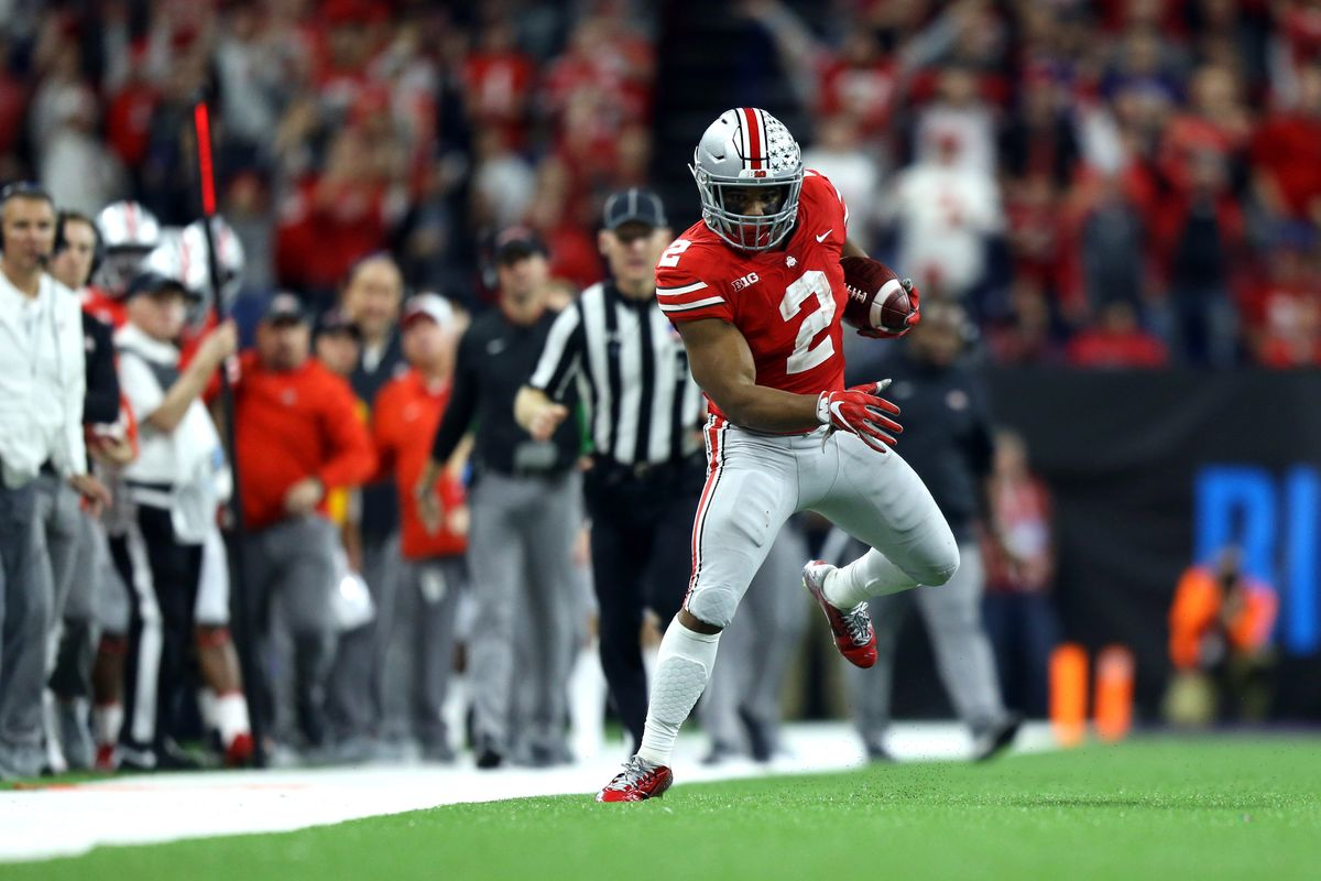Ohio States JK Dobbins and Mike Weber see value in shared 1200x800