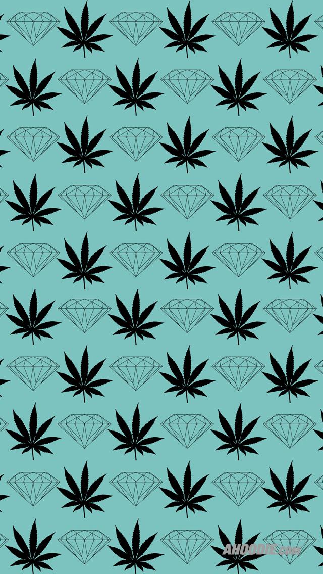 Diamond Supply Co Wallpaper Tumblr Huf X 640x1136