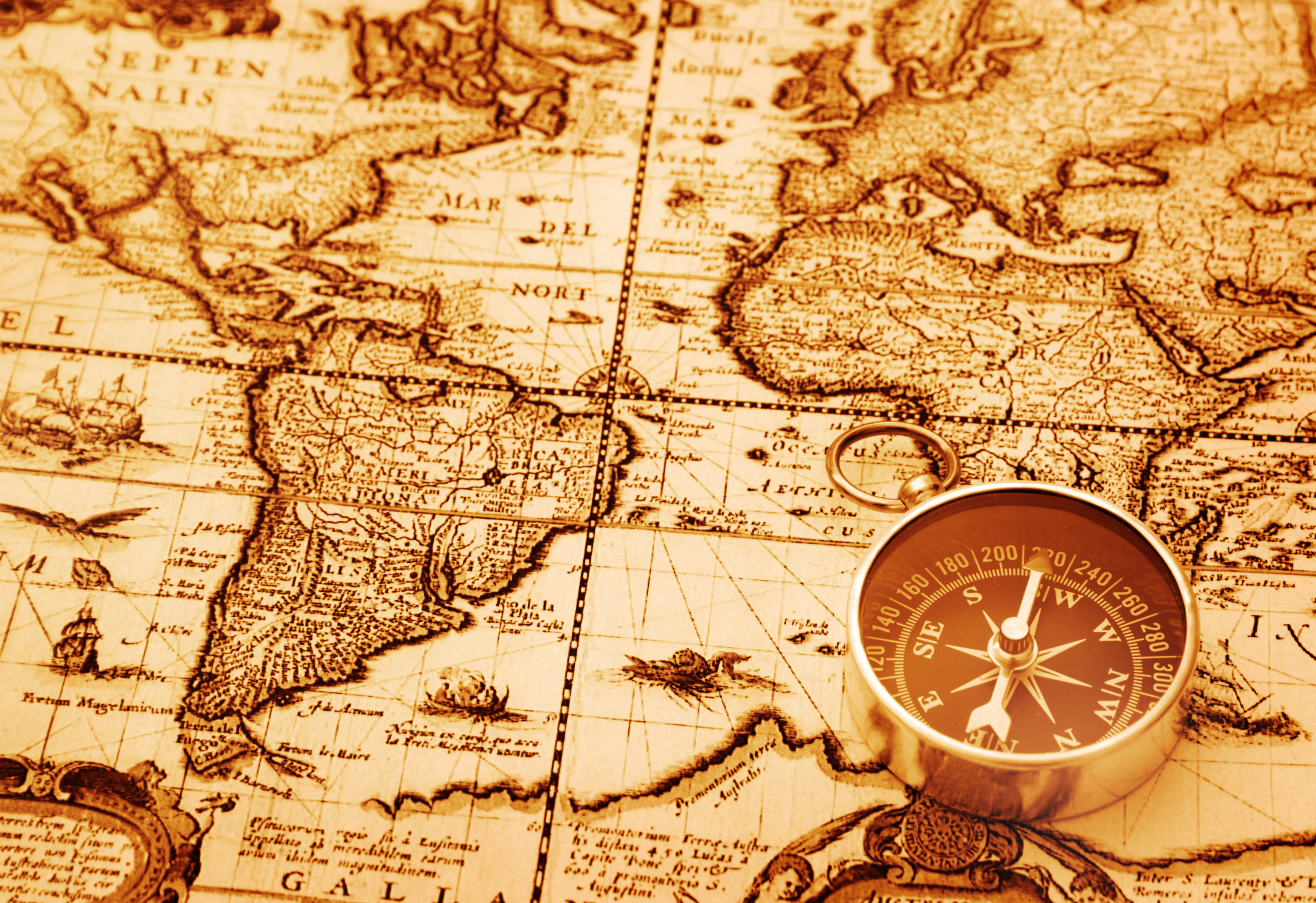 Old World Map Desktop Wallpaper WallpaperSafari - Us map screensaver
