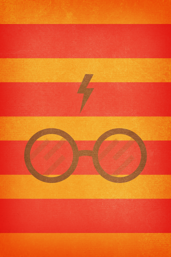 Harry Potter Wallpaper for iPhone on Behance 600x900