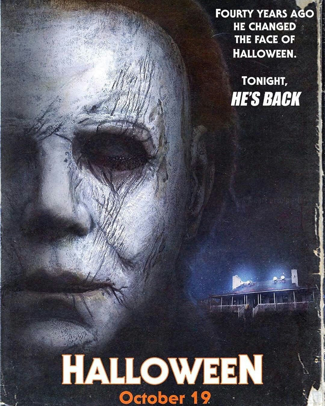 Pin by The Slasher on Michael myers in 2019 Michael myers Scary 1080x1350