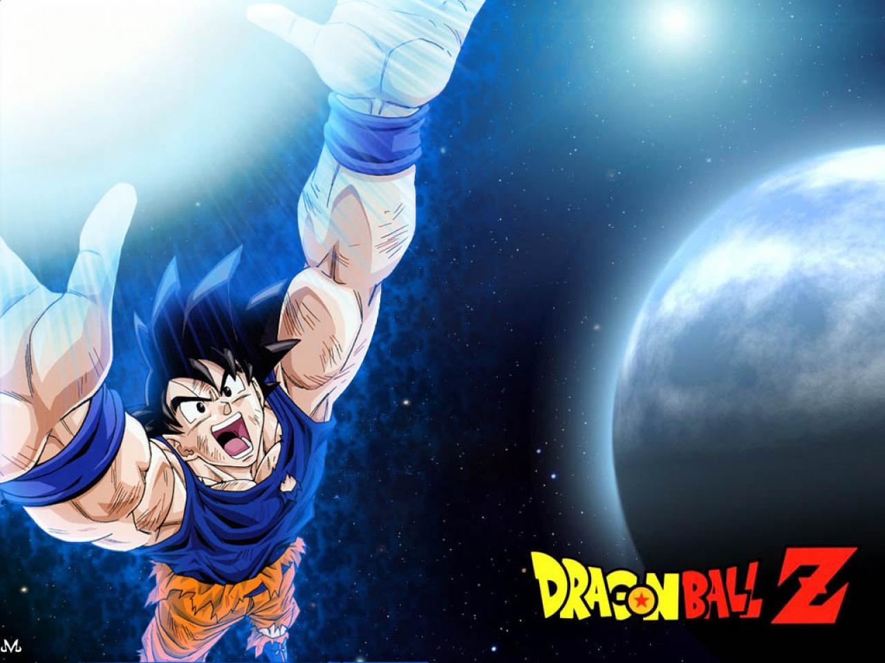 Son Goku Wallpaper 1280x960 Son Goku Dragon Ball Z 1280x960