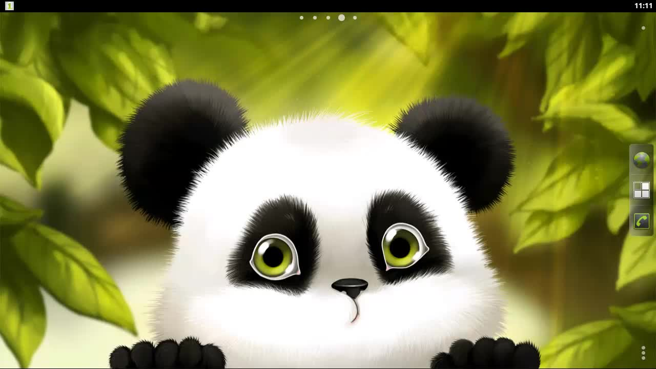 48 Moving Panda Wallpaper On Wallpapersafari