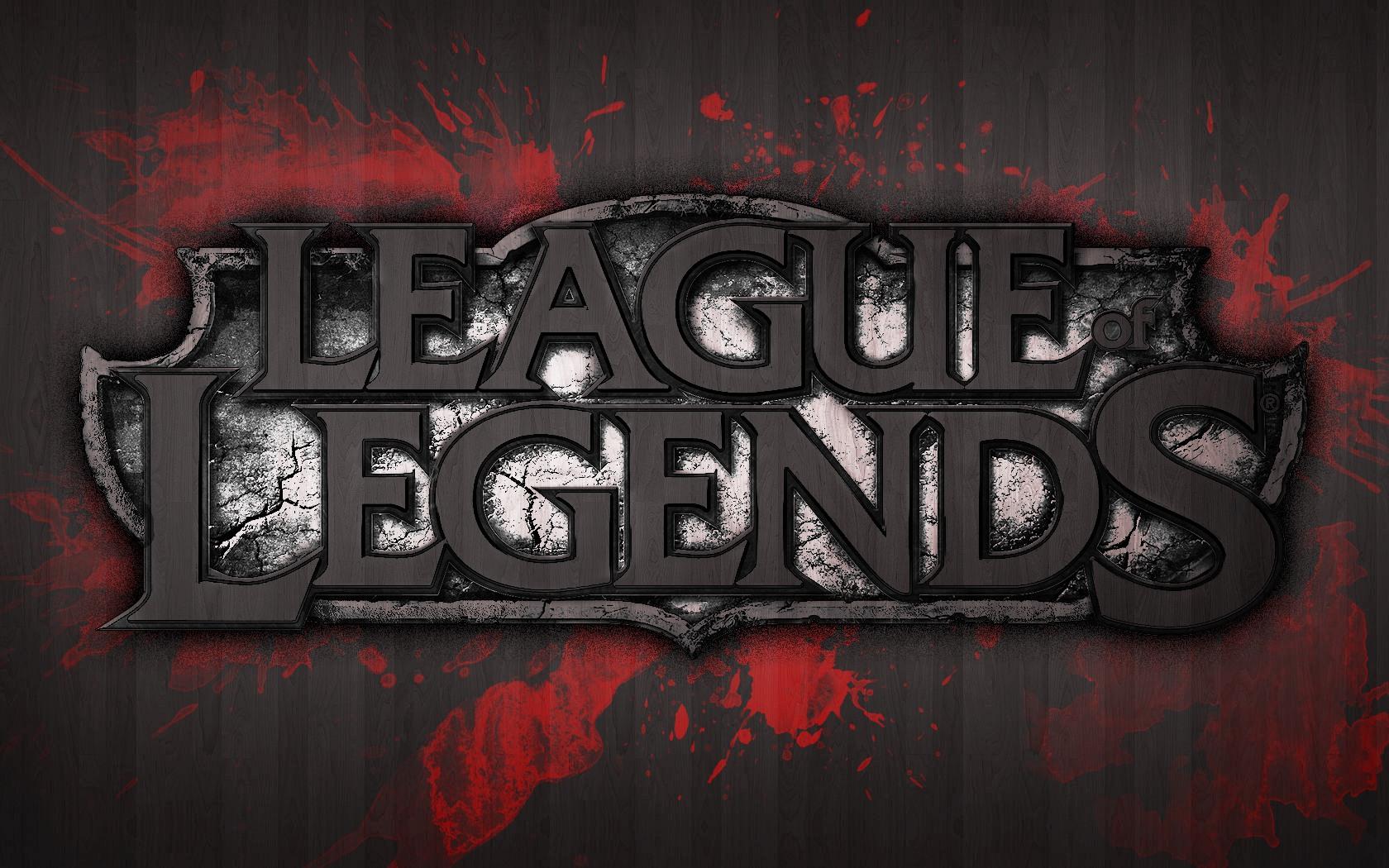 League of Legends desktop wallpaper