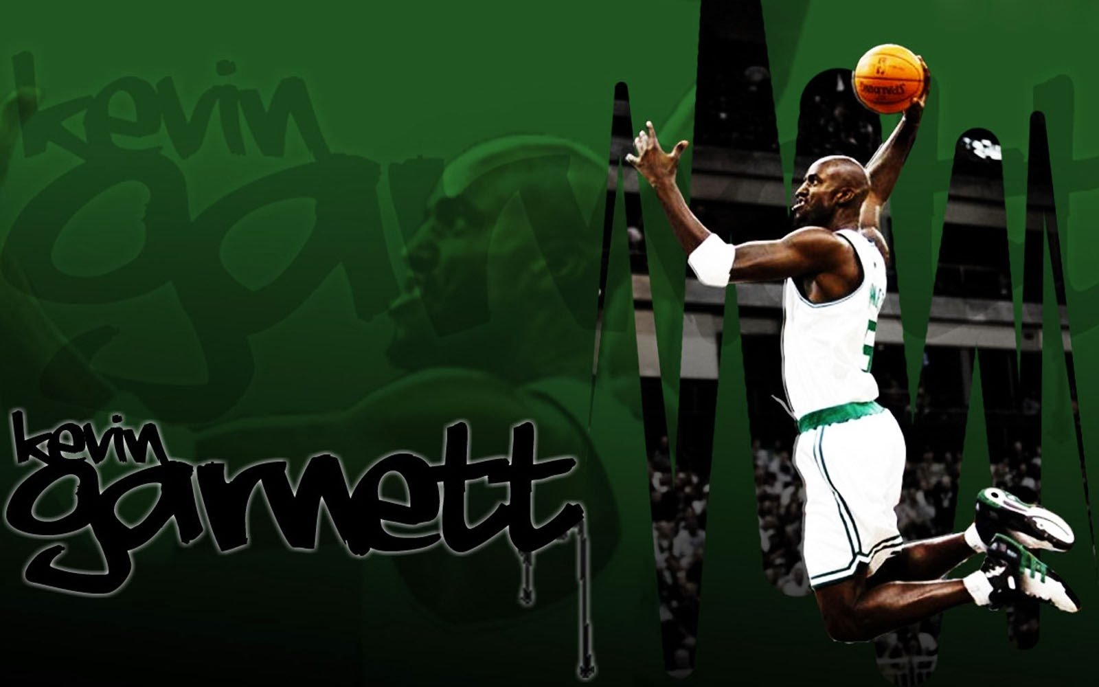 wallpapers Kevin Garnett Wallpapers 1600x1000