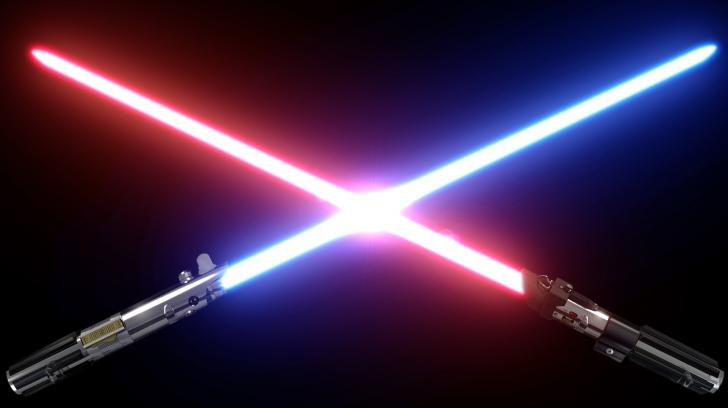Red and blue lightsaber wallpaper 1920x1080 HQ WALLPAPER - (#34153)