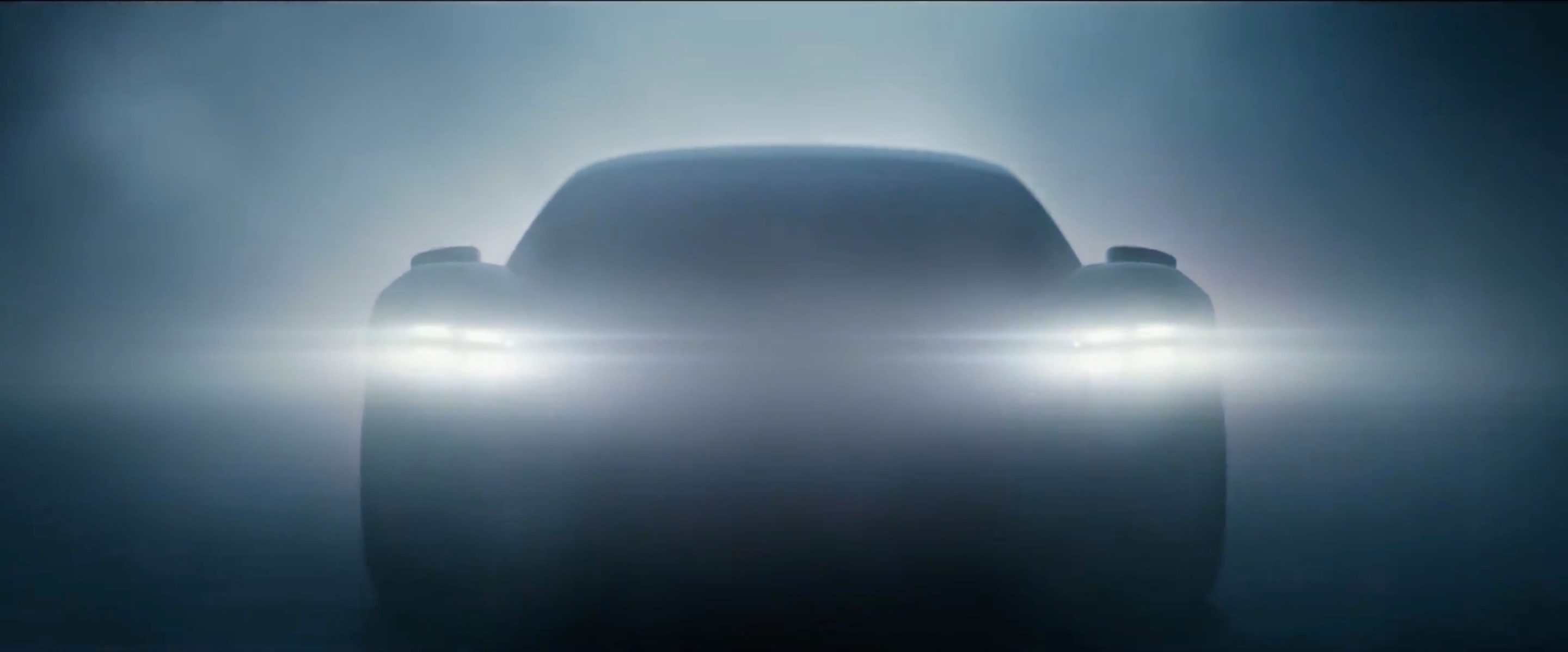 Porsche releases first teaser images of new Taycan Mission E 2880x1198