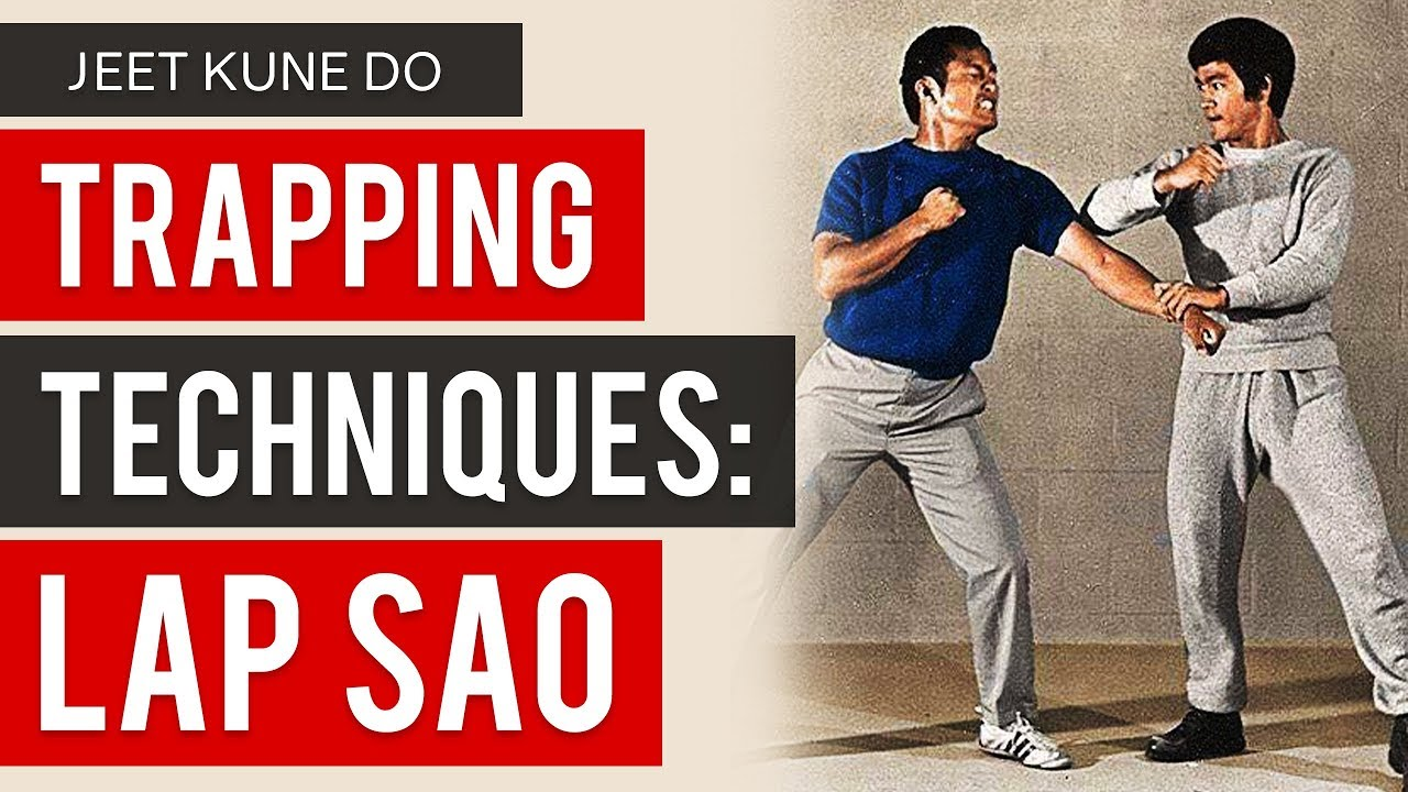 Bruce Lees Jeet Kune Do Trapping Techniques   Lap Sao 1280x720