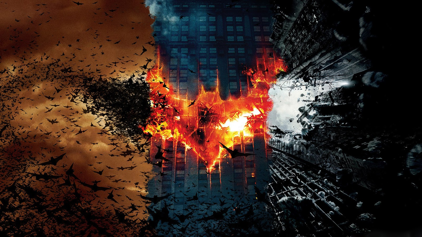 Batman Trilogy HD Wallpaper All the Latest and Exclusive HD 1600x900
