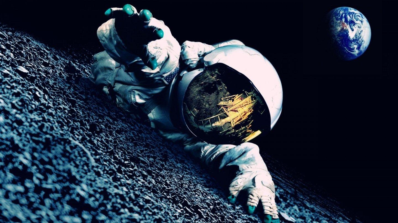 Carlsberg Astronaut Background Hd Wallpaper Photo Shared By 1440x810