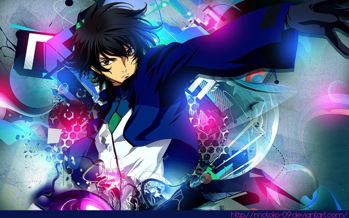 Gundam 00 wallpaper by motoko 09 1131x707