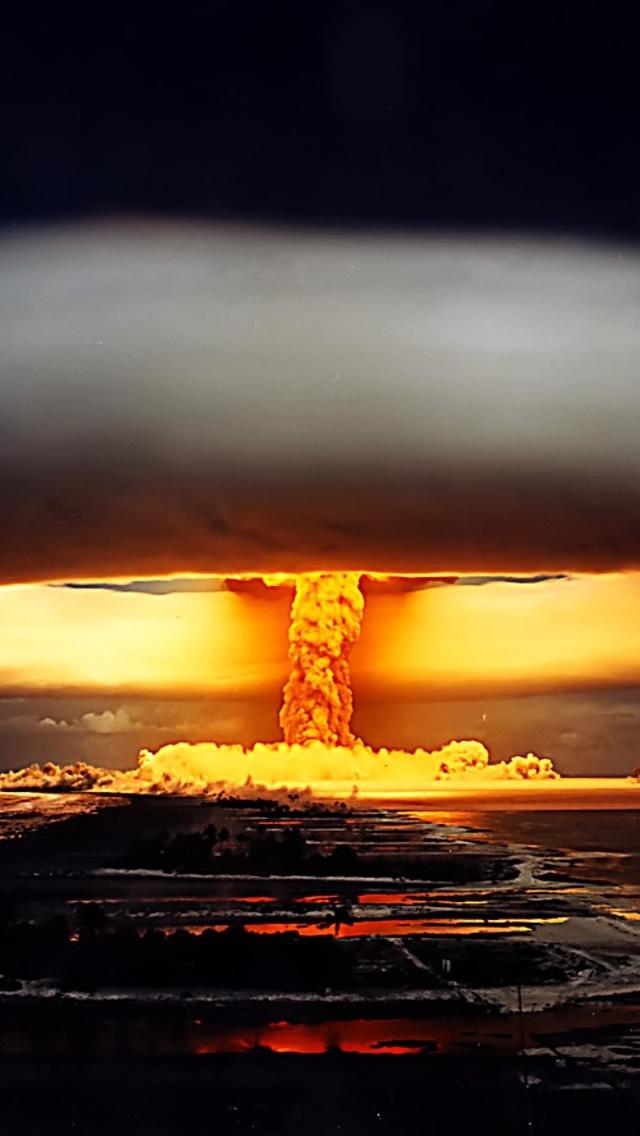 Nuclear Explosion Wallpaper - WallpaperSafari Real Nuclear Explosions Wallpaper