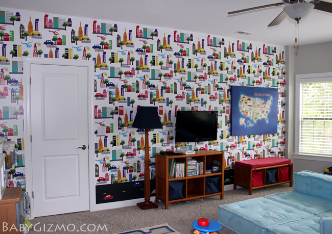 find out more information about the WallCandy Arts Removable Wallpaper 650x459