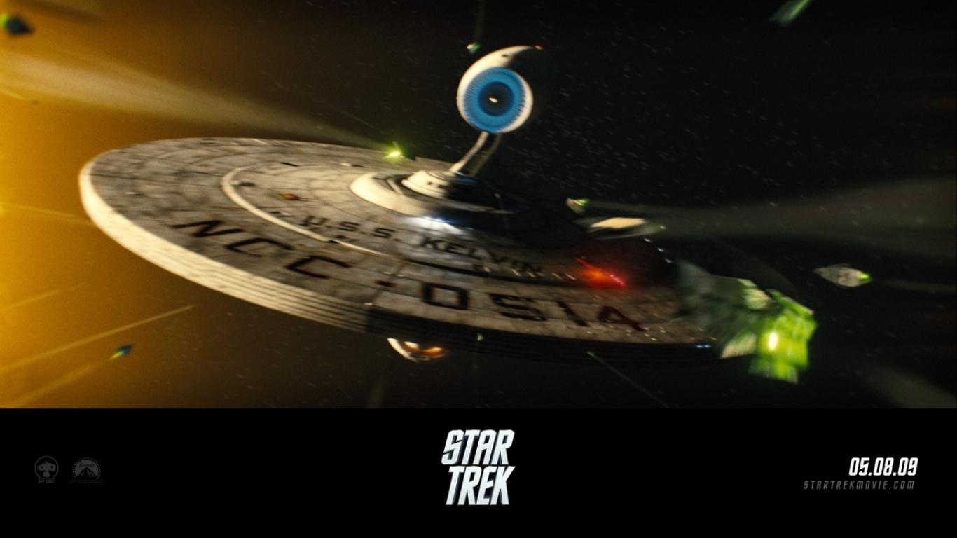 Star Trek 2009 Desktop wallpapers 1280x1024 1366x768