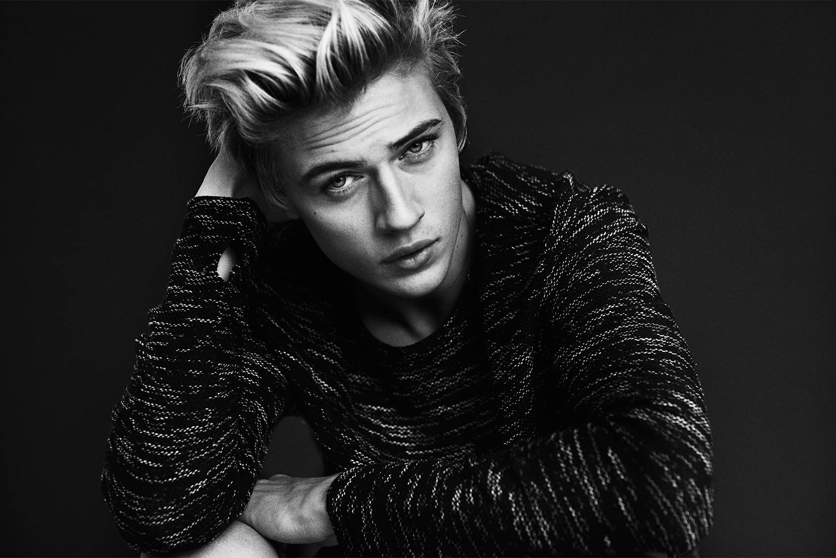 Lucky Blue Smith Wallpapers High Quality Download 1688x1126