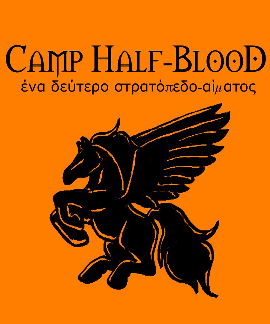 Camp Half Blood T Shirt by LDSChickenGirl 900x1080