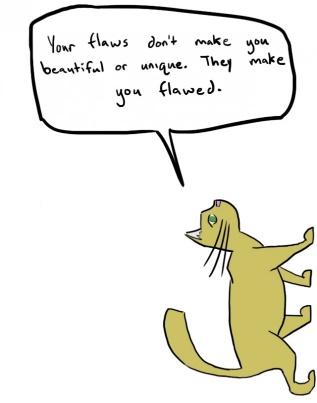 Free Download Hard Truths About Reality From Cute Cartoon Cats