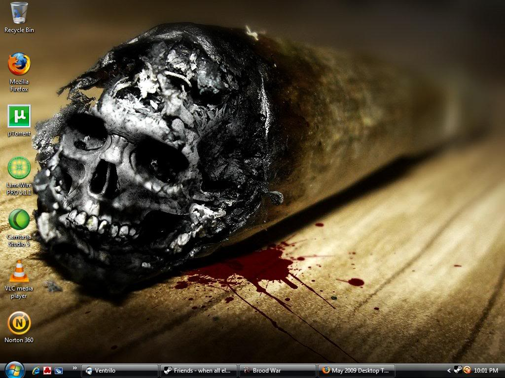Weed Joint Wallpaper Joint skull wallpaper 1024x768