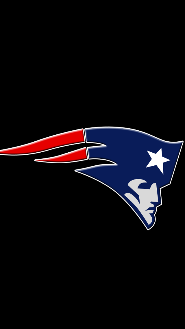NFL New England Patriots HD Wallpapers for iPhone 5 iPhone 640x1136